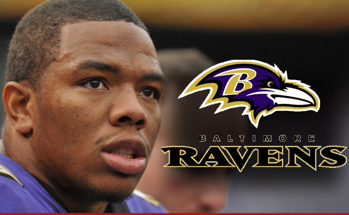 Photo of Ray Rice Cut by the Ravens Suspended by NFL