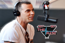 Steve-O Visits The Pulse Studios