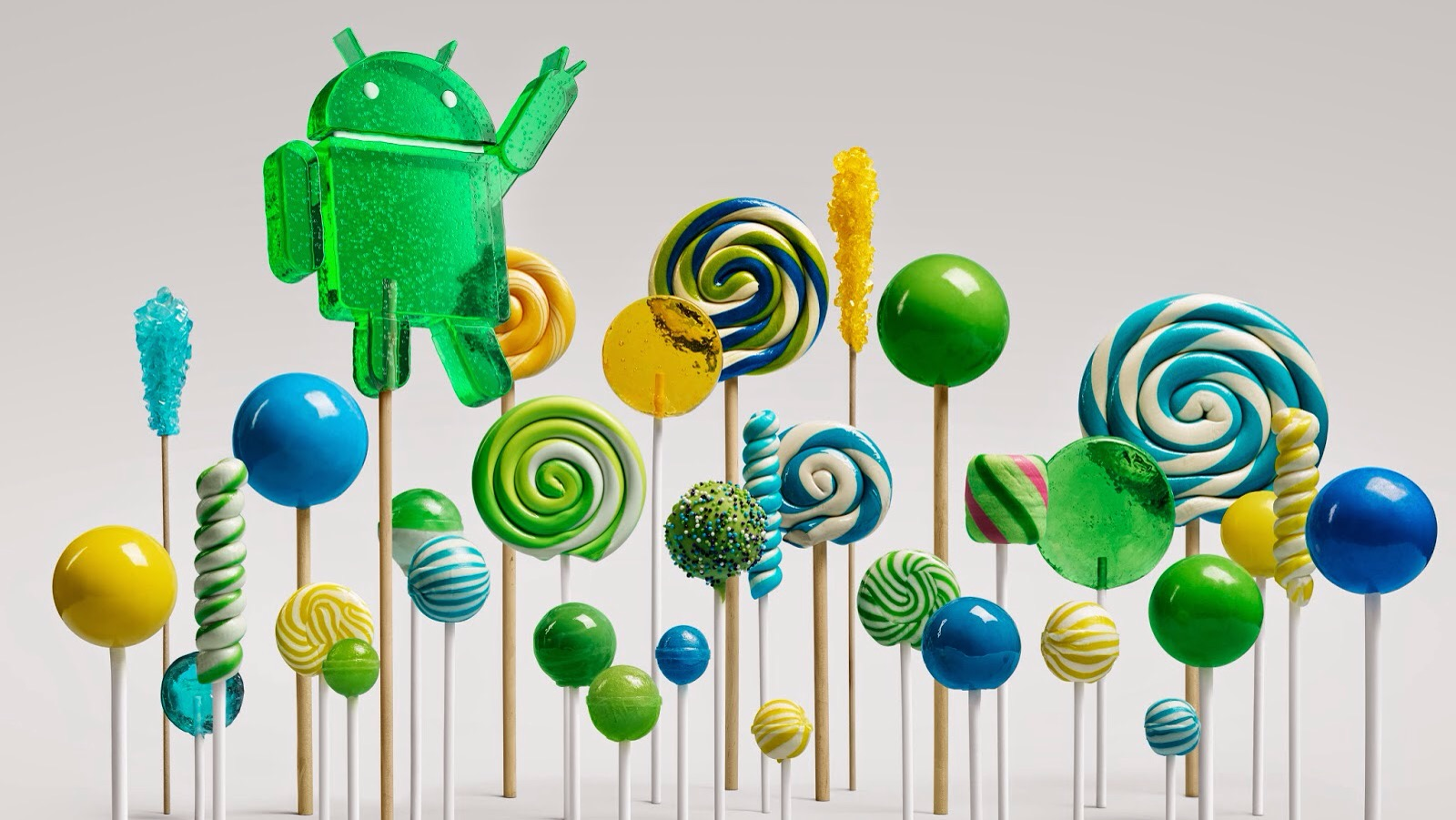 Photo of Google unveils Android Lollipop, available in the coming weeks