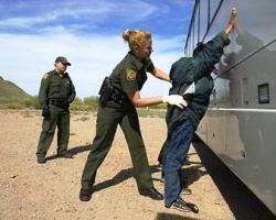 Border Patrol: Now Seeking Women