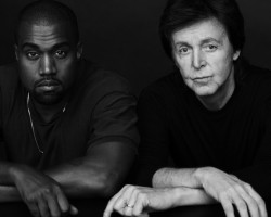Kanye West and Paul McCartney are making music together — here's the first single