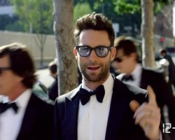 Maroon 5 Crashes Real-Life LA-Area Weddings for New Music Video 'Sugar'