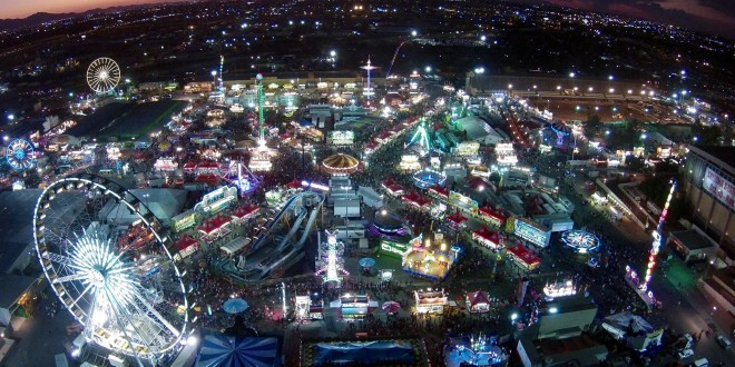Arizona state fair dates in Melbourne