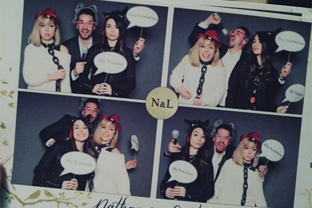 Nathan Kress Wedding.Icarly Star Nathan Kress Wedding Photos Details London Elise