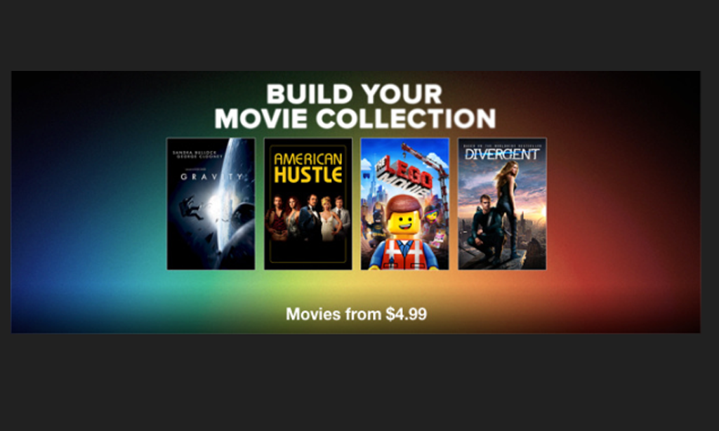 Photo of iTunes is having a HUGE sale on HD movies!