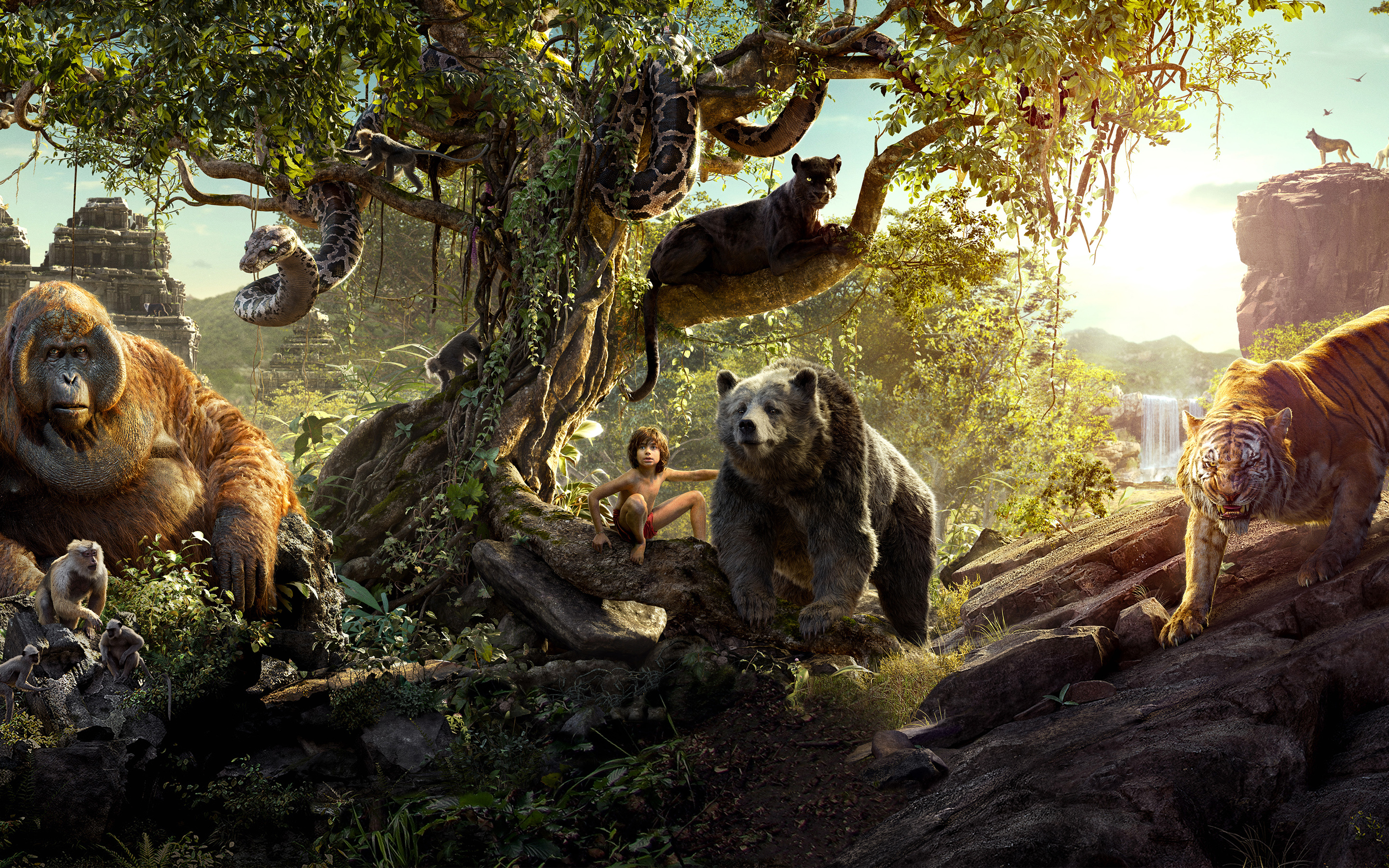 Photo of The Jungle Book Movie Review