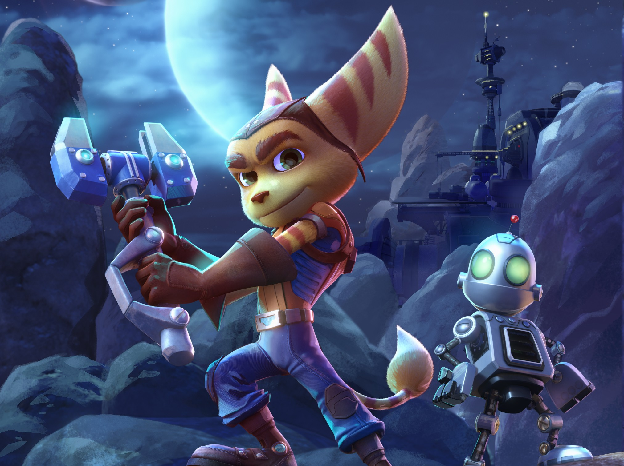 Photo of Ratchet and Clank Movie Review