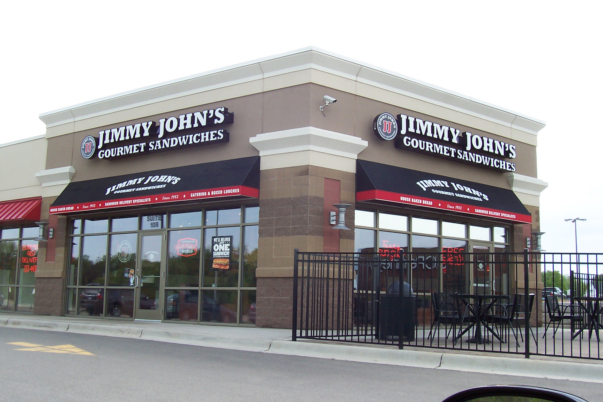 Marketing strategy of subway vs jimmy johns
