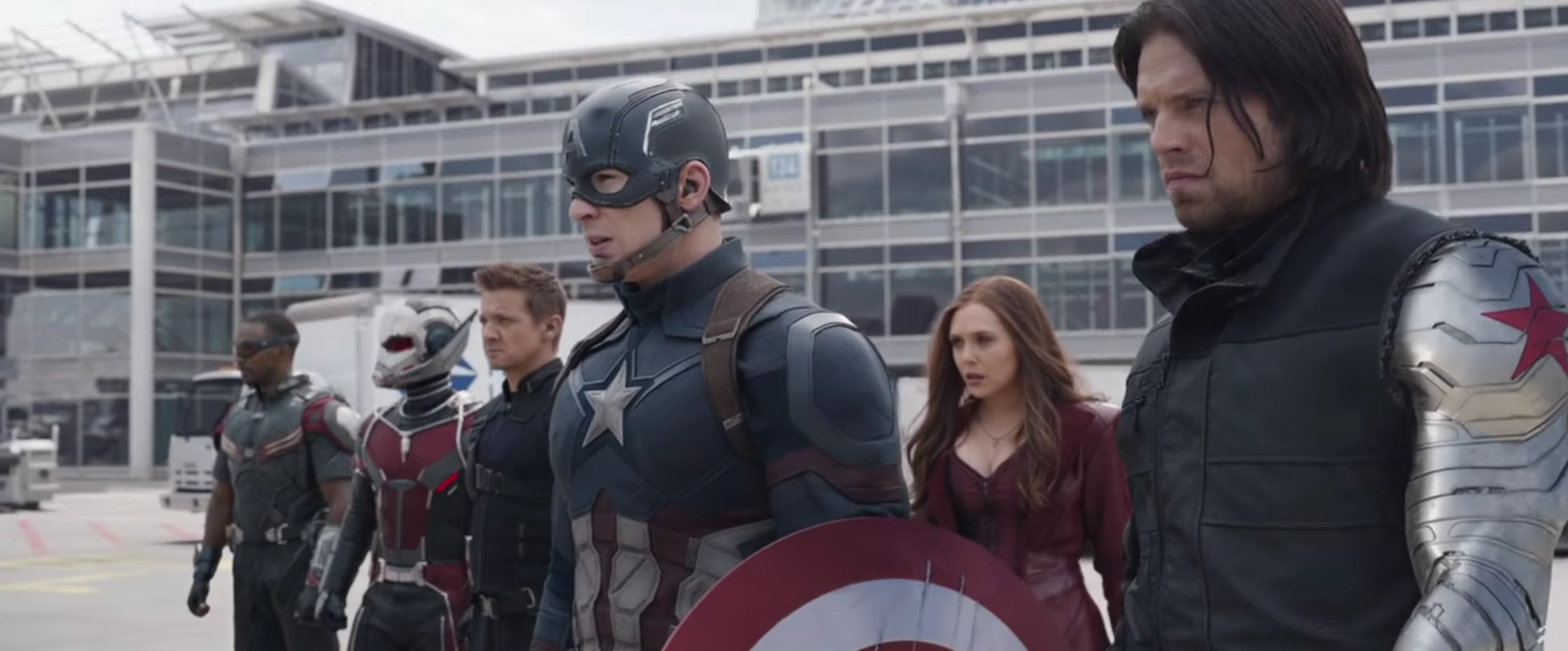 Hasil gambar untuk Avengers 4 Set Photo Shows the Return of Civil War's New Stark Tech