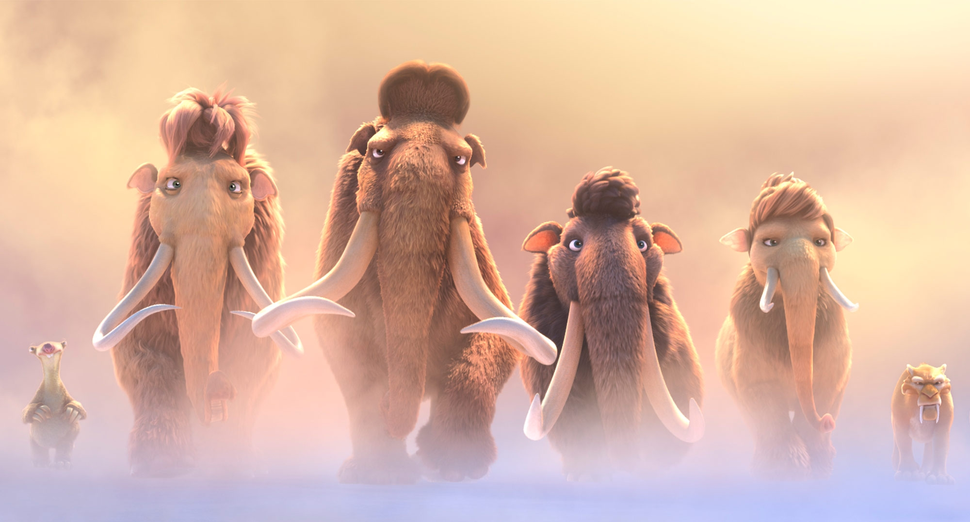 Photo of Ice Age: Collision Course Movie Review