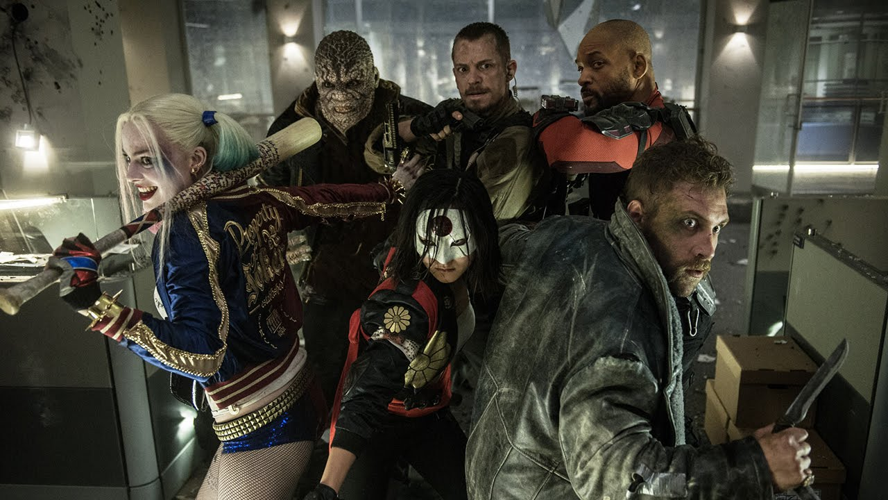 Photo of Suicide Squad shatters box office records with $135 million opening