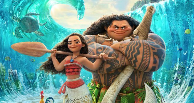 Photo of Moana Movie Review