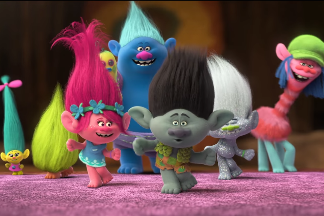 Photo of Trolls Movie Review