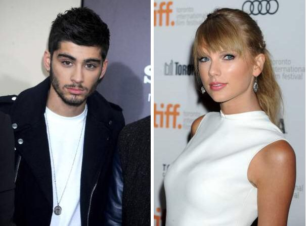 "Photo of Taylor Swift and Zayn Malik release surprise duet, ""I Don't Wanna Live Forever"" for Fifty Shades Darker"