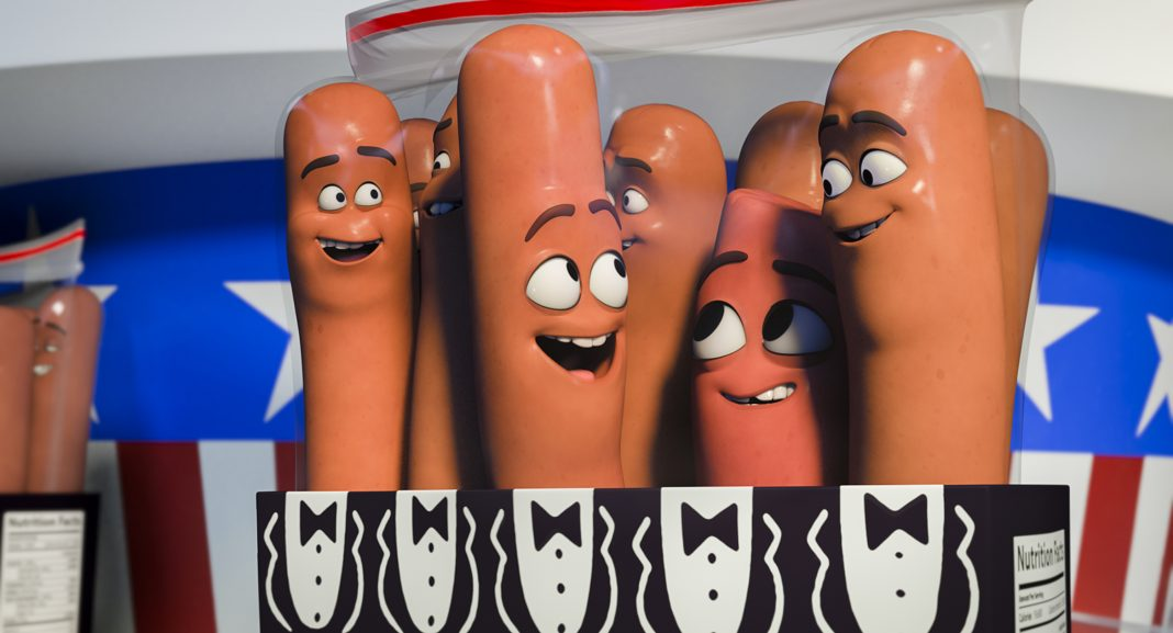 Photo of New on Netflix in February 2017: 'Sausage Party,' 'Finding Dory,' and more