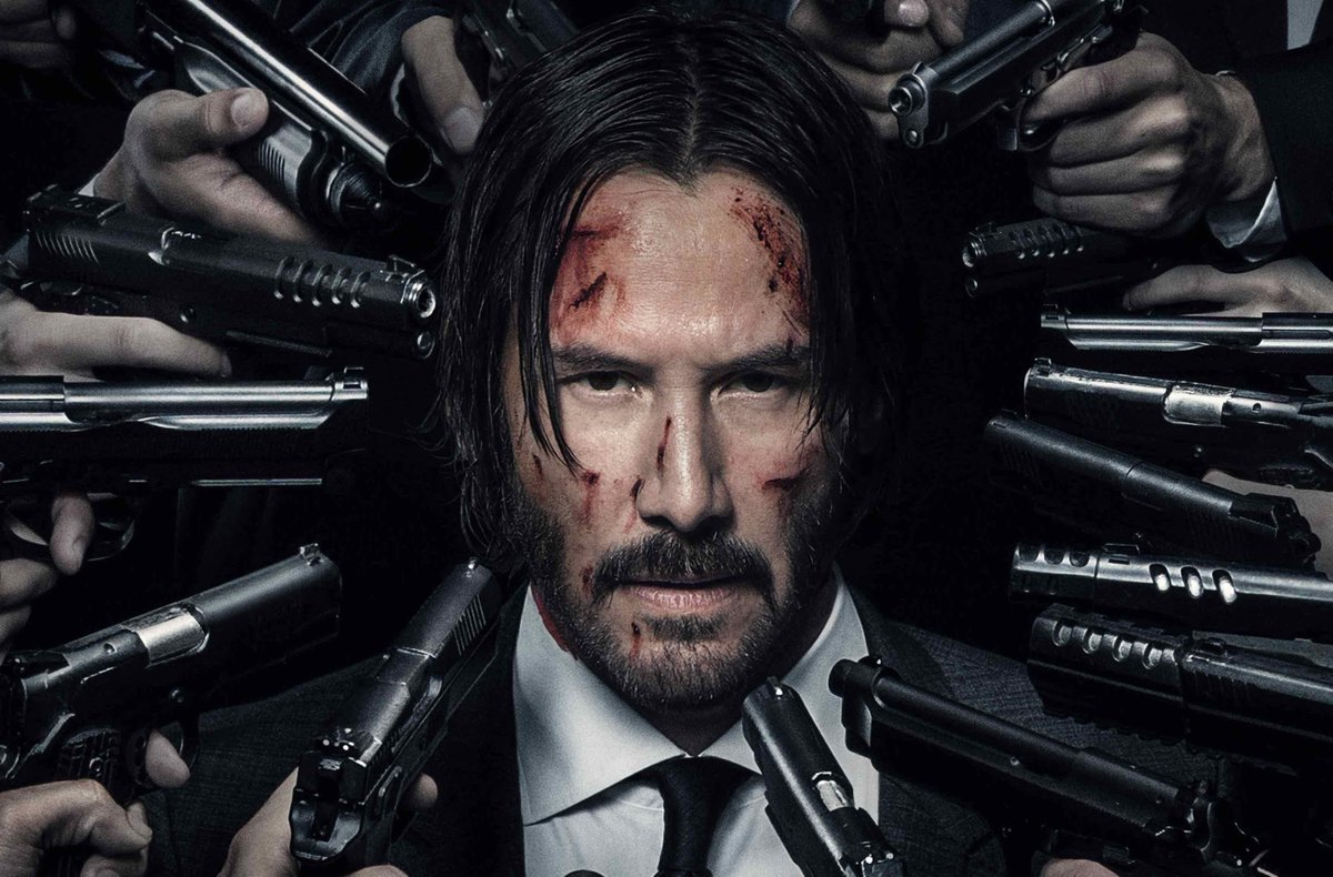 Electric chair aftermath - John Wick Chapter 2 Movie Review 88 7 The Pulse