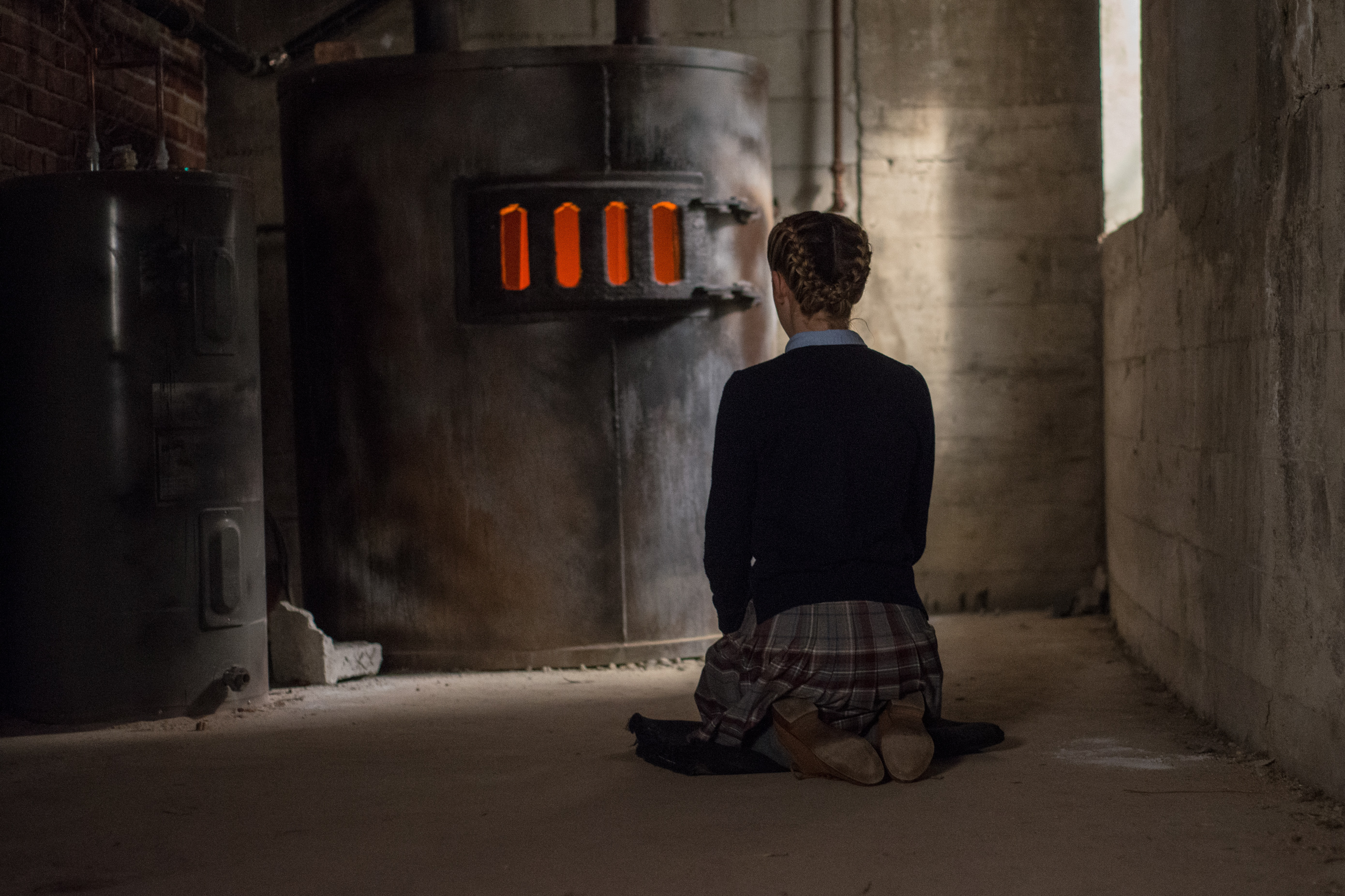 Photo of The Blackcoat's Daughter Movie Review
