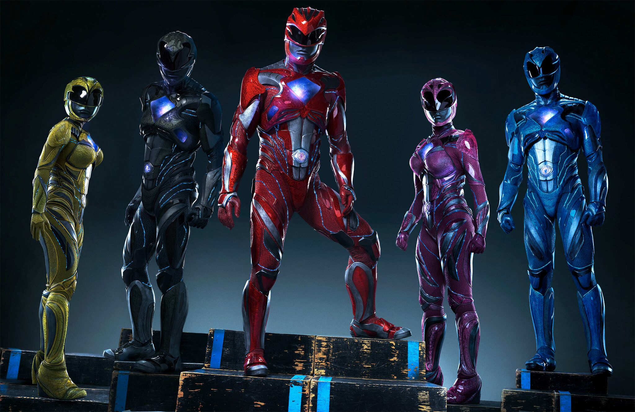 Photo of Power Rangers Movie Review