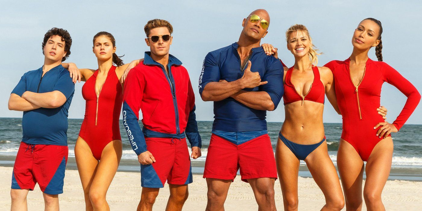 Photo of Baywatch Movie Review