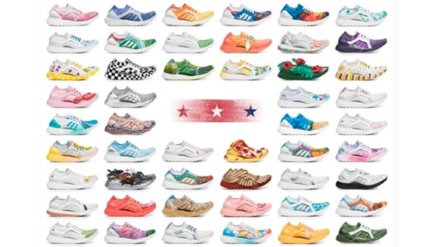 Photo of Adidas produces new sneakers inspired by all 50 states