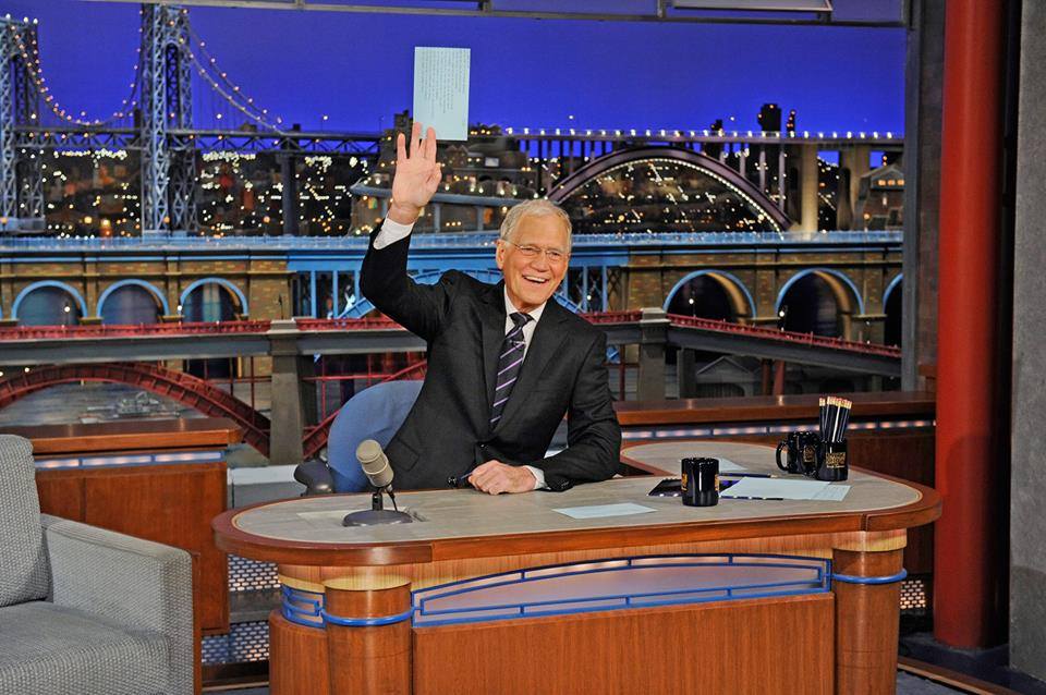 Photo of Popular talk show host David Letterman partners with Netflix to create new talk show