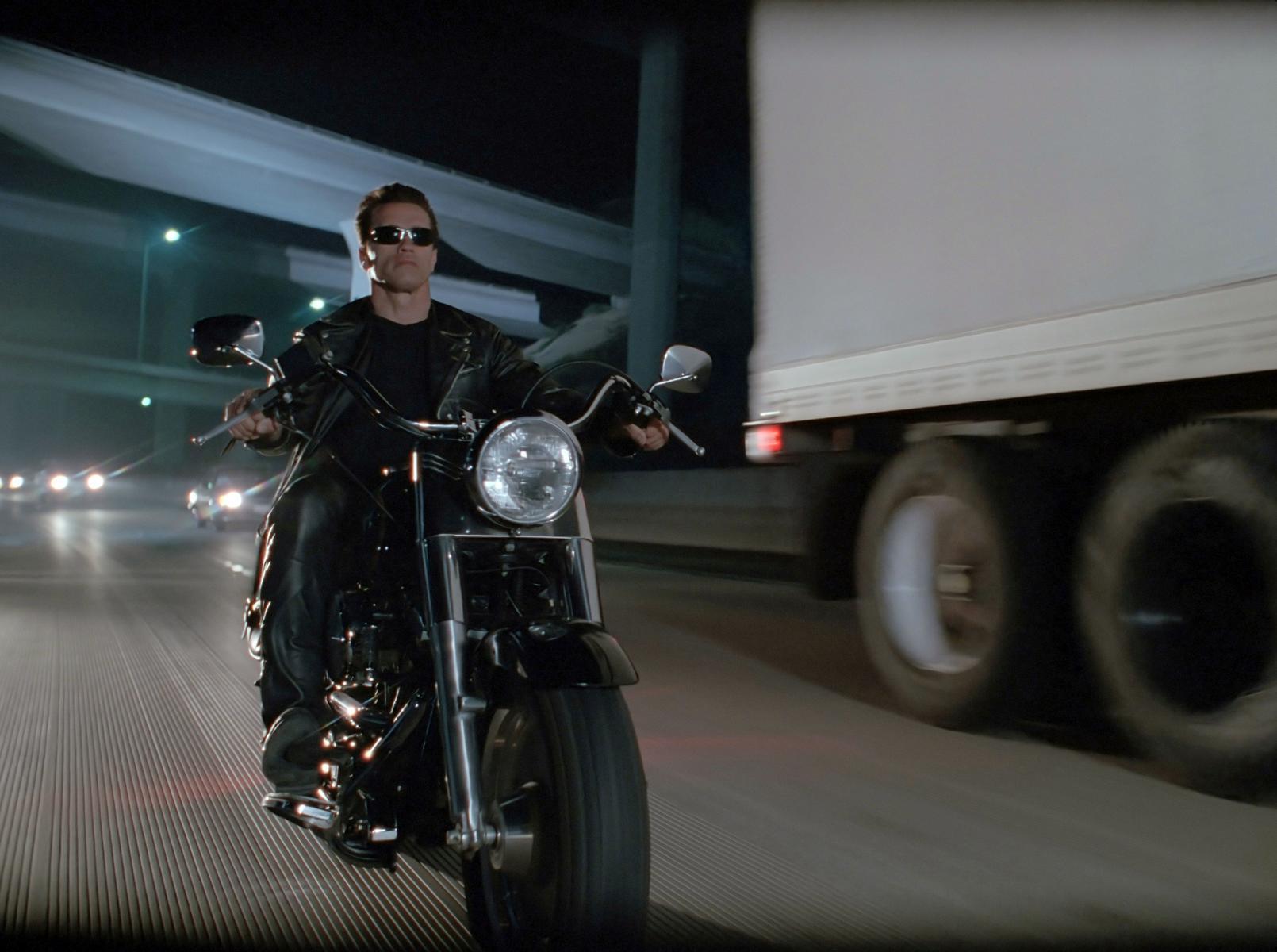 Harley Davidson Movie: Terminator 2: Judgement Day Movie Review