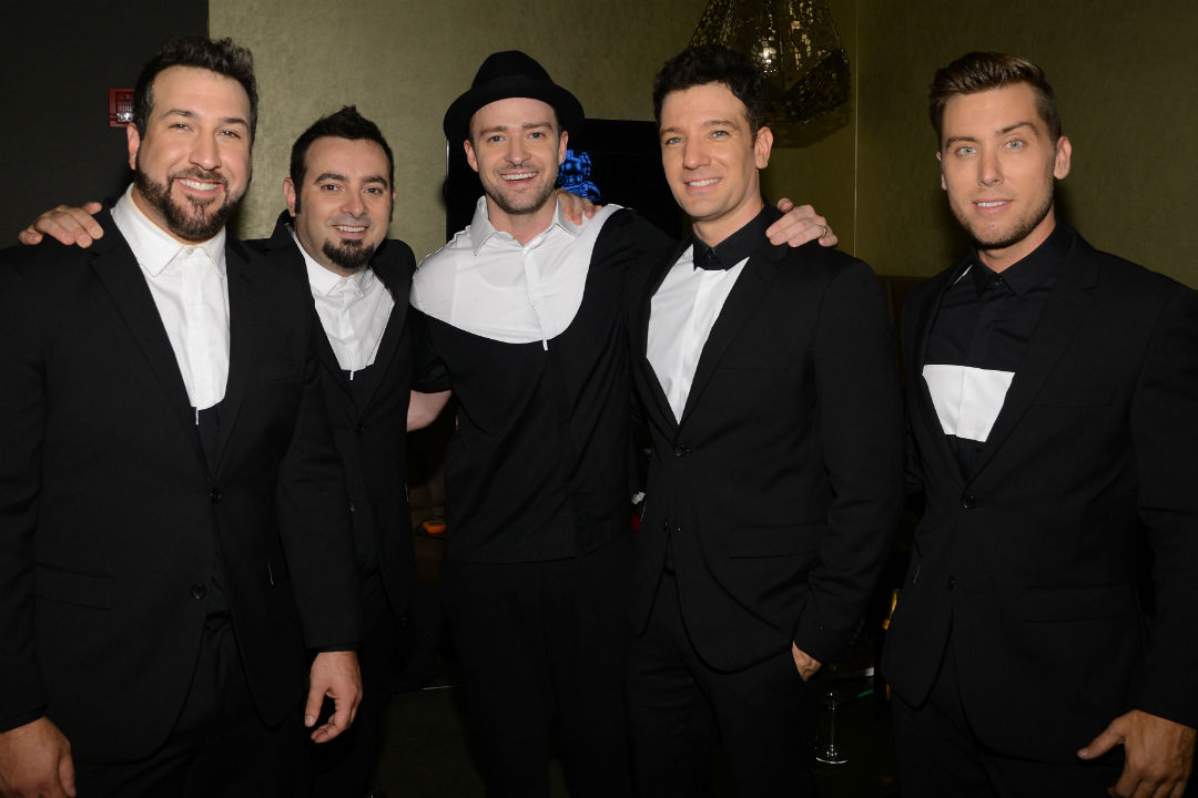 Photo of An Nsync reunion is only a season away