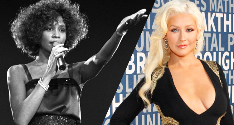Photo of Christina Aguilera to honor Whitney Houston at American Music Awards