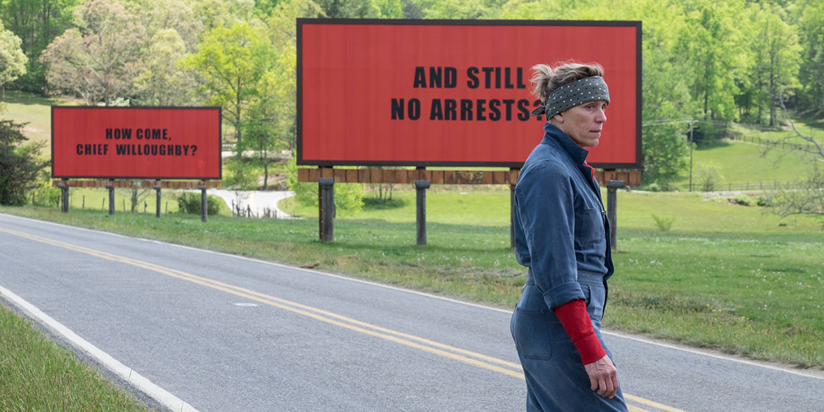 Photo of Three Billboards Outside Ebbing, Missouri Movie Review