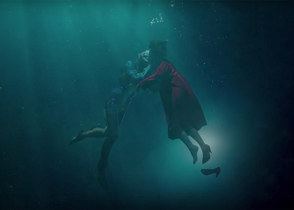 Photo of The Shape of Water Movie Review
