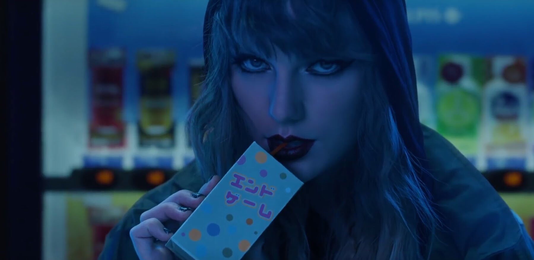 "Photo of Watch Taylor Swift, Future, and Ed Sheeran's ""End Game"" Video"