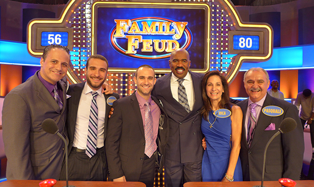 Photo of Arizona family to star on game show Family Feud hosted by Steve Harvey tonight