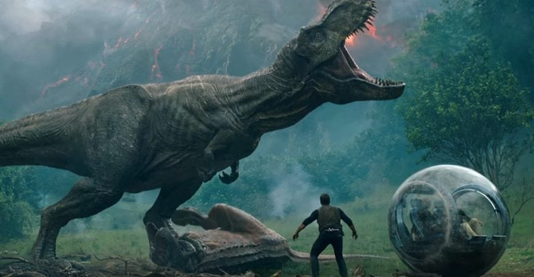 Photo of Jurassic World: Fallen Kingdom Movie Review