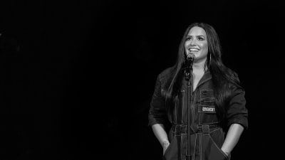 Photo of Demi Lovato hospitalized for heroin overdose condition unknown