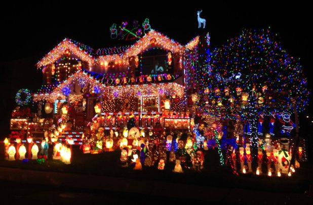 Photo of Ready for our countdown of the Top 25 coolest Christmas light displays in Arizona?