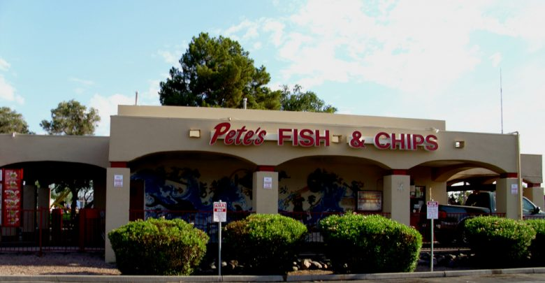 Photo of Pete's Fish and Chips is an iconic Arizona staple celebrating 72 years in Arizona