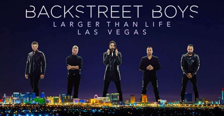 Photo of Backstreet Boys perform last show in Las Vegas for 2019