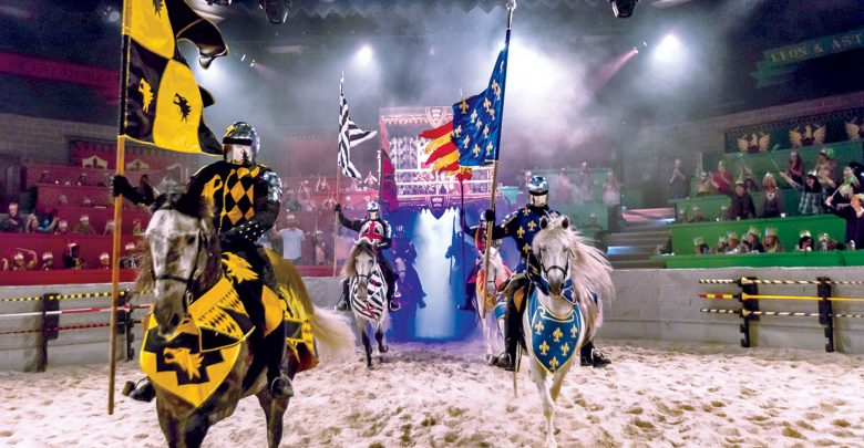 Photo of Medieval Times brings royalty, dinner, and a show to Scottsdale area
