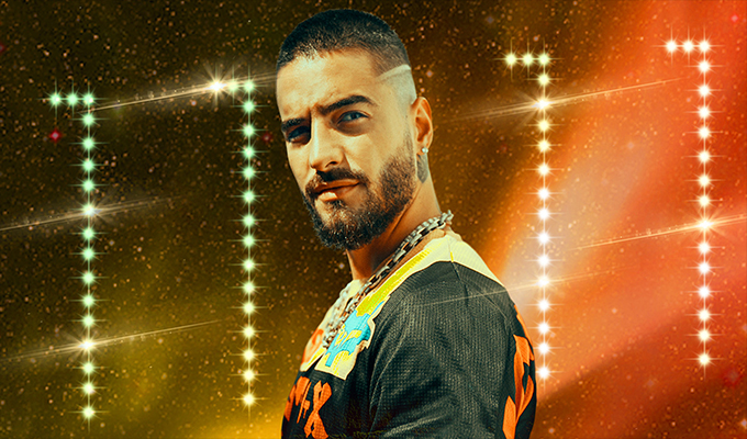 Photo of Global superstar Maluma performs in Phoenix September 21, 2019 at Talking Stick Resort Arena