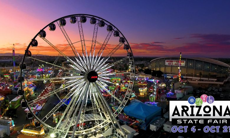 Photo of What's New at the 2019 Arizona State Fair