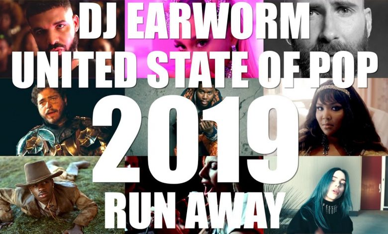Photo of DJ Earworm drops 2019 'United State Of Pop' (Run Away) featuring this year's biggest hits