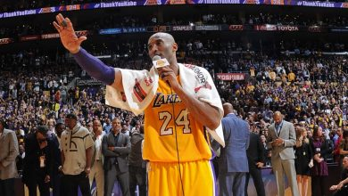 Photo of BREAKING: NBA Legend Kobe Bryant, Dead at 41