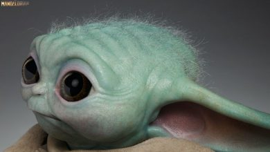Photo of Baby Yoda now available for pre-order in all it's life size glory