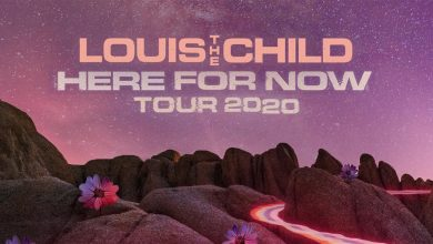 Photo of Louis the Child Announce Dates for 2nd Phase of 'Here for Now' North American Headlining Tour