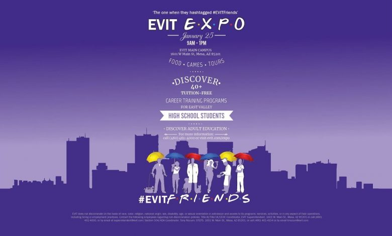 Photo of East Valley Institute of Technology to Hold Annual EVIT Expo Saturday, January 25th, 2020