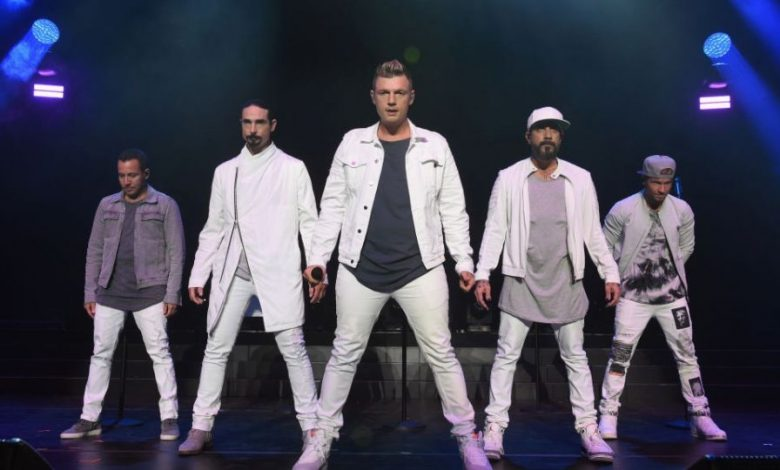 Photo of Backstreet Boys bringing DNA Tour to Ak-Chin Pavilion in October