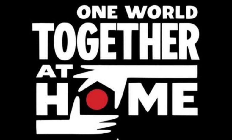 "Photo of ""One World: Together At Home"" hopes to entertain and inspire you Saturday, April 18"