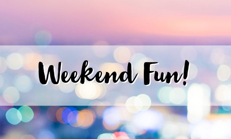 Photo of Fun ways to celebrate this weekend at home – April 18 and 19, 2020