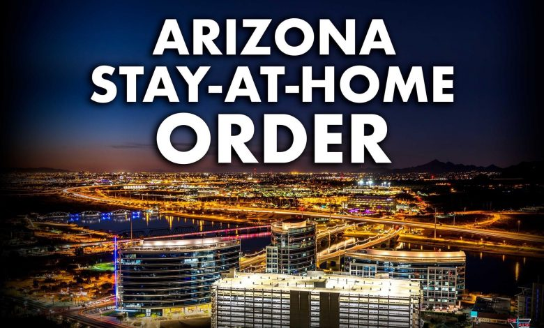 Photo of Arizona Gov. Doug Ducey extends stay-at-home order statewide with modifications
