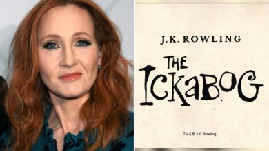 Photo of Harry Potter author J.K Rowling releases her new book online for free